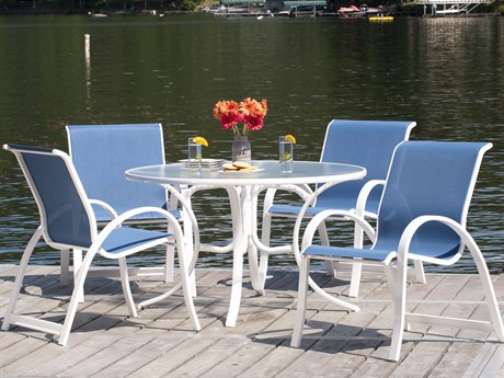 Telescope Casual Quick Ship Dining Set