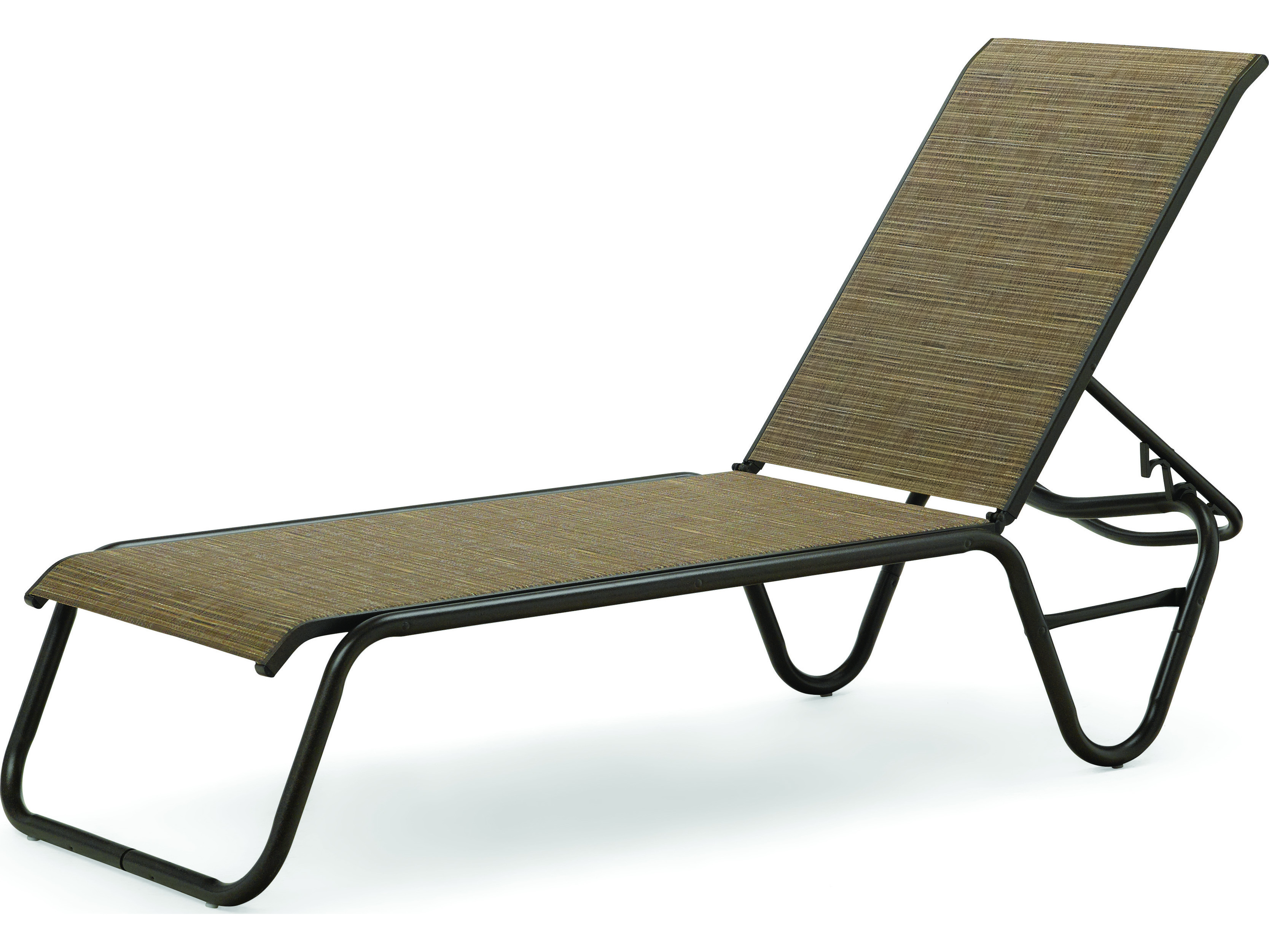 Telescope casual quick ship sling chaise lounge set for Casual chaise lounge