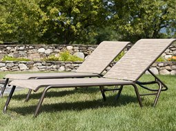 Quick Ship Sling Chaise Lounge Set