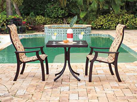 Telescope Casual St. Catherine MGP Sling Recycled Plastic Dining Set TCSTCATHDINSET1