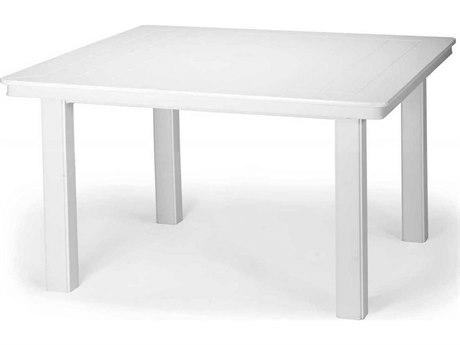 Telescope Casual Marine Grade Polymer 42 Square Chat Table