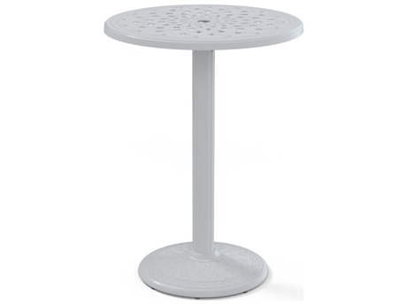 Telescope Casual Cast Aluminum 30 Round Bar Table