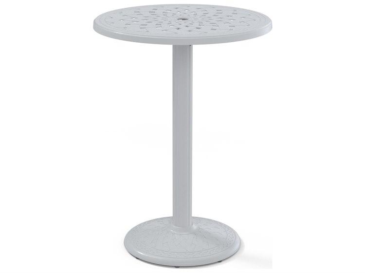 Telescope Casual Cast Aluminum 30 Round Bar Table