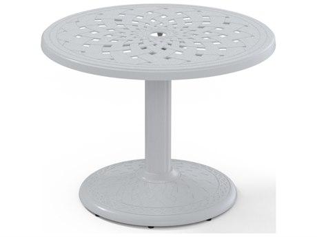 Telescope Casual Cast Aluminum 30 Round Chat Table