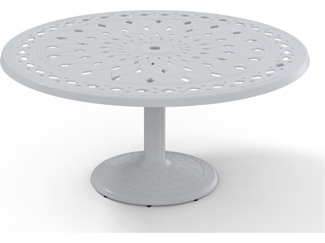 Telescope Casual Cast Aluminum 48 Round Chat Table