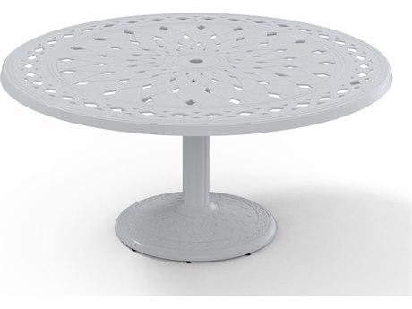 Telescope Casual Cast Aluminum 48 Round Chat Table
