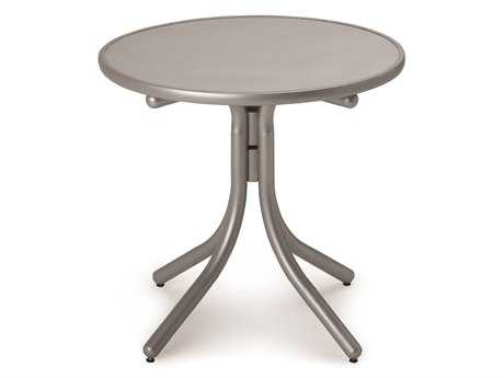 Embossed Aluminum Top Table