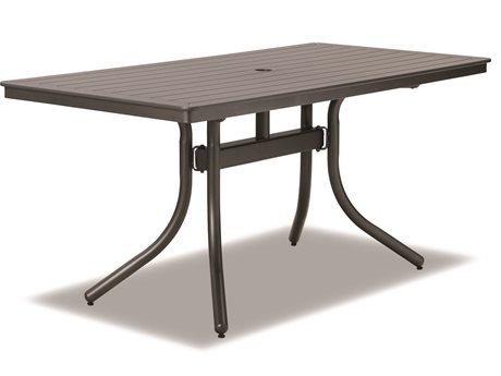 Telescope Casual Marine Grade Polymer 64 X 32 Dining Table
