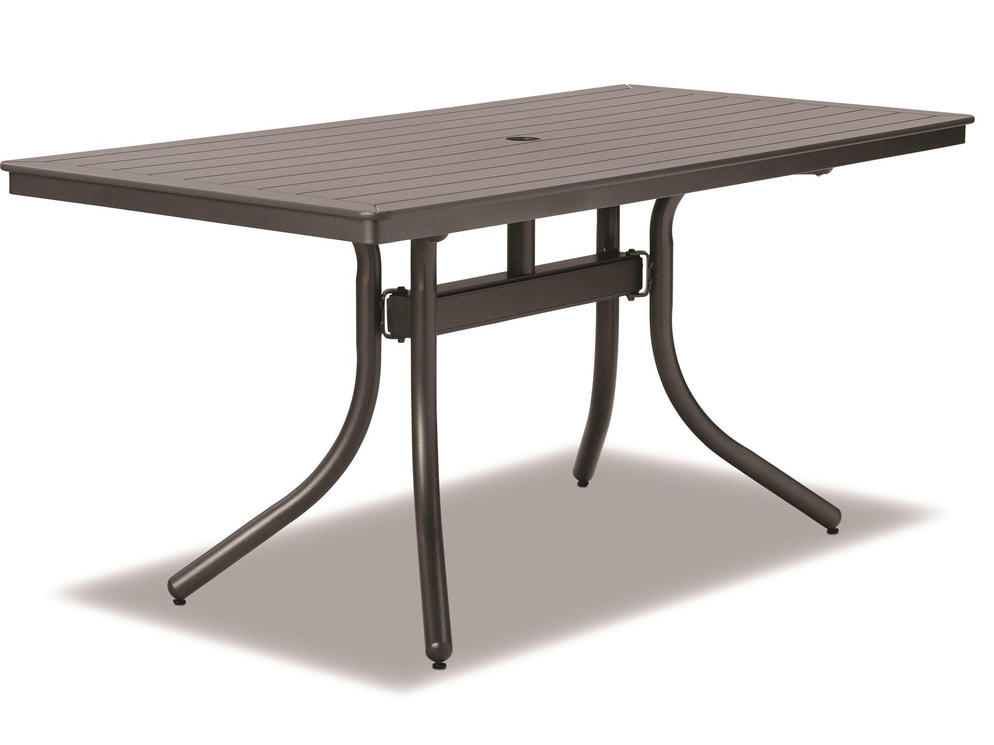Telescope Casual Marine Grade Polymer 64 X 32 Dining Table