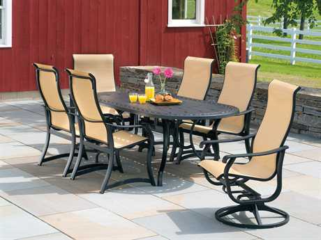 Telescope Casual Villa Sling Dining Set