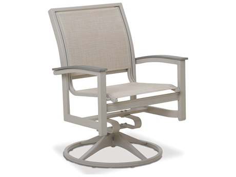 Telescope Casual Bazza Mgp Aluminum Sling Dining Chair