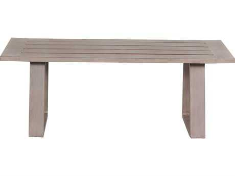 Teva Aruba Aluminum 47W x 24D Coffee Table TE101CT