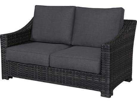 Teva Bora Bora Wicker Rattan Loveseat