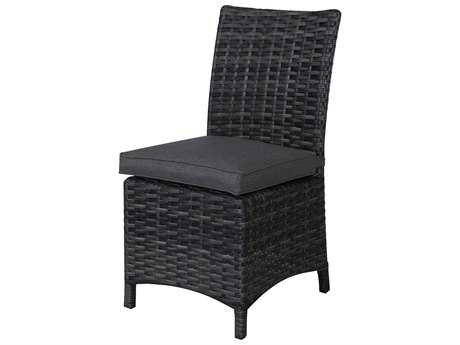 Teva Bora Bora Set of 2 Wicker Rattan Dining Chairs PatioLiving