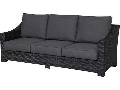 Teva Bora Bora Wicker Rattan Sofa PatioLiving
