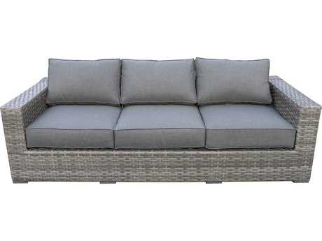 Teva Bali Wicker Sofa PatioLiving