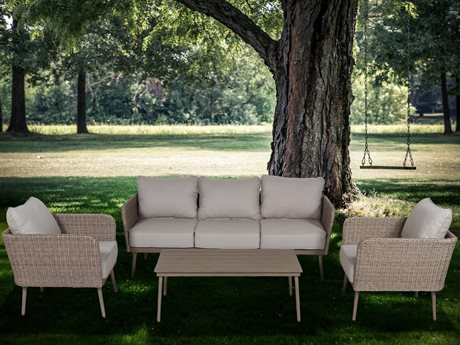 Teva Capri Wicker Sofa Lounge Set