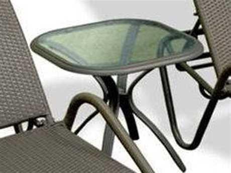 Tortuga Outdoor Fiji Aluminum Side Table