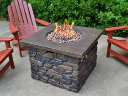 Tortuga Outdoor Fire Pit Tables Category