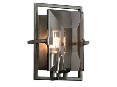 Troy Lighting Prism Graphite Wall Sconce