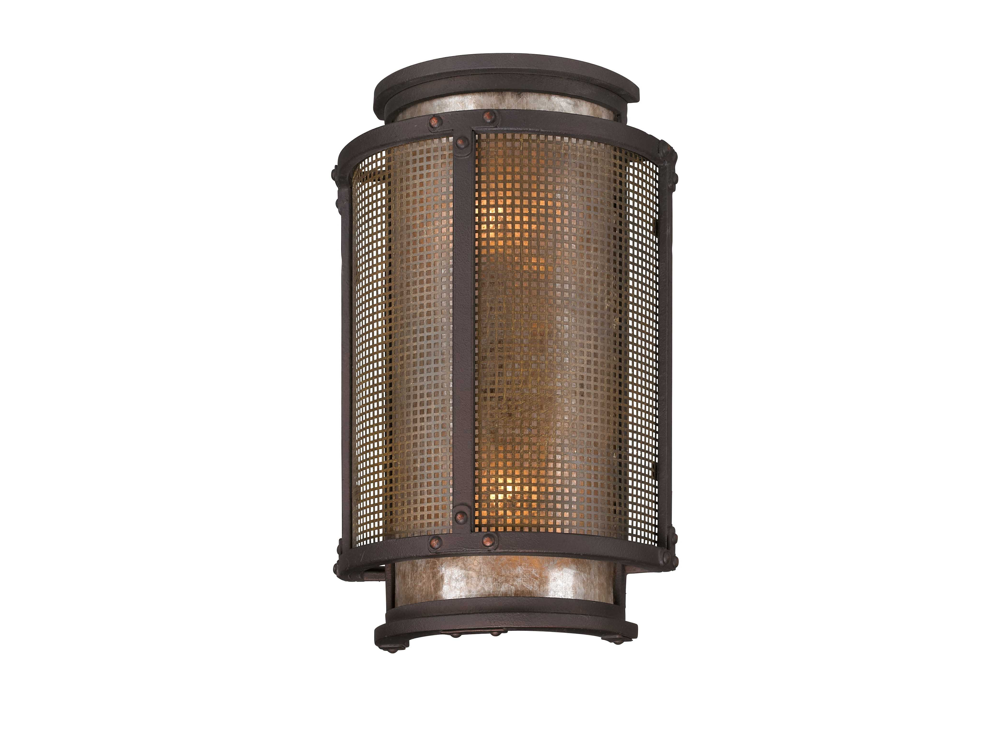 troy lighting copper mountain centennial rust two light. Black Bedroom Furniture Sets. Home Design Ideas