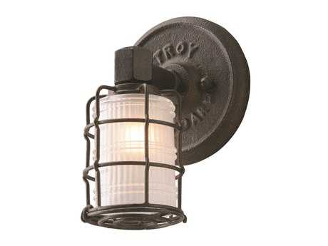 Troy Lighting Mercantile Vintage Bronze Wall Sconce