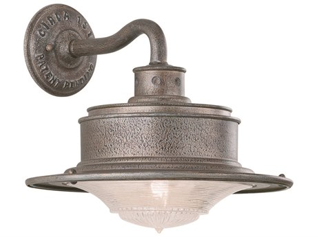 Troy Lighting South Street 10'' Wide Outdoor Wall Light