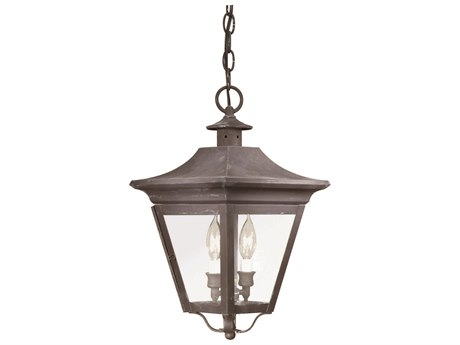 Troy Lighting Oxford Two-Light Outdoor Hanging Light