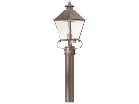 Troy Lighting Montgomery 8'' Wide Outdoor Post Light