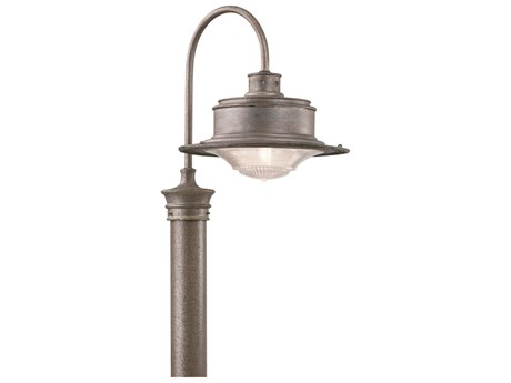 Troy Lighting South Street 14'' Wide Outdoor Post Light