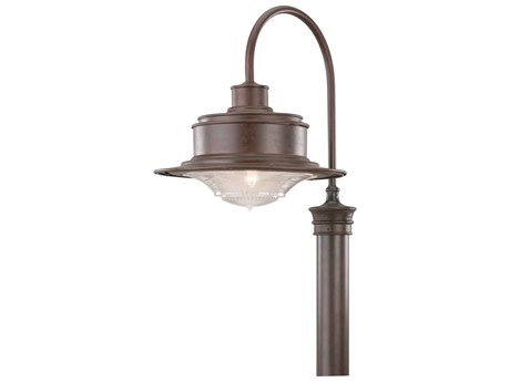 Troy Lighting South Street 17'' Wide Outdoor Post Light