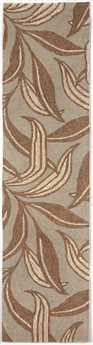 Trans Ocean Rugs Ravella 2' x 8' Rectangular Driftwood Runner Rug