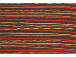 Trans Ocean Rugs Visions II 1'6'' x 2'5.5'' Rectangular Red Area Rug