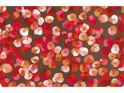 Trans Ocean Rugs Visions III 1'6'' x 2'5.5'' Rectangular Pink Area Rug