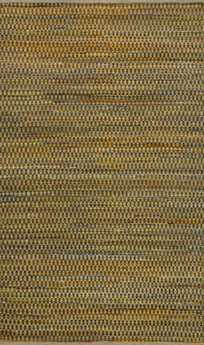 Trans Ocean Rugs Taos Rectangular Gold Area Rug