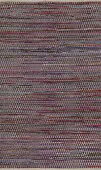 Trans Ocean Rugs Taos Rectangular Mauve Area Rug