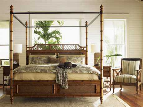 Tommy Bahama Island Estate West Indies Bedroom Set