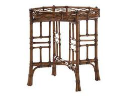 Tommy Bahama Island Estate 23.25 Round Key Largo End Table