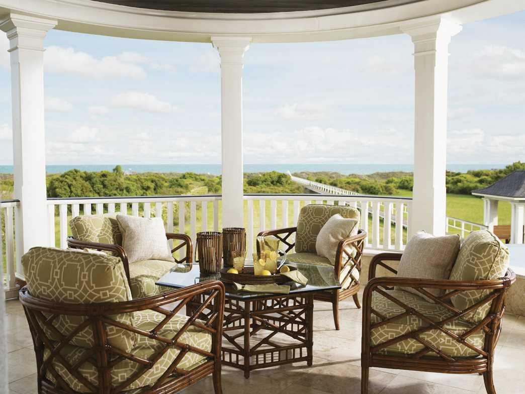 Tommy bahama island estate key largo living room set to010531947cset