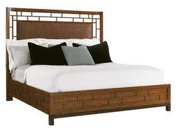 Tommy Bahama Ocean Club Paradise Point King Panel Bed