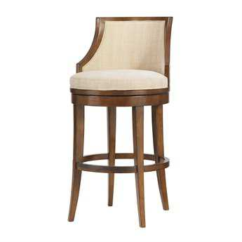 Tommy Bahama Ocean Club Quick Ship Cabana Swivel Bar Stool