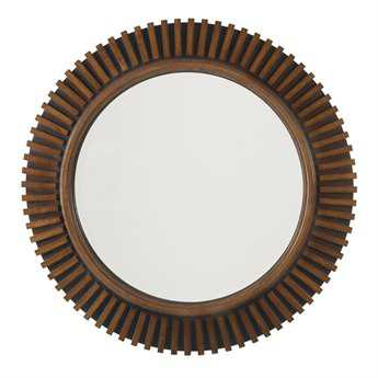 Tommy Bahama Ocean Club 46 Round Reflections Wall Mirror