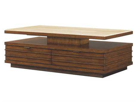 Tommy Bahama Ocean Club 54 x 28 Rectangular Solstice Cocktail Table