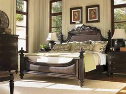 Tommy Bahama Royal Kahala Harbour Point Bedroom Set