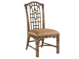 Tommy Bahama Royal Kahala Quick Ship Pacific Rim Side Chair
