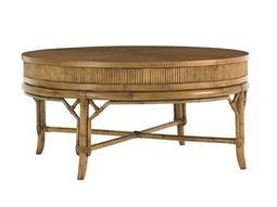 Tommy Bahama Beach House Oyster Cove 43 Round Cocktail Table