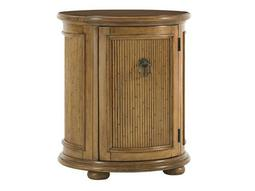 Tommy Bahama Beach House Pompano 24 Round Accent Table