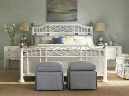 Tommy Bahama Ivory Key Pritchards Bay Bedroom Set