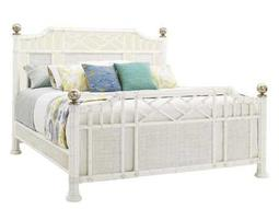 Tommy Bahama Ivory Key Pritchards Bay Queen Panel Bed