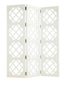 Tommy Bahama Ivory Key Abbotts Landing Folding Screen